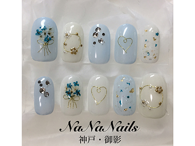 神戸・御影NaNaNails ナナネイルズ