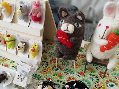 handmade accessories「M」/gunnin