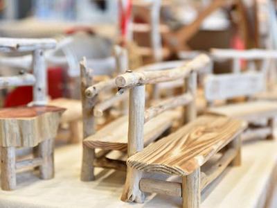流木工作「明石ボアフロッタン」