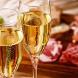 【1・2月限定2500→1800円】スパークリングワイン含むフリードリンク2時間のお得なプラン