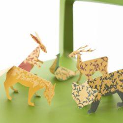 HDC神戸「生命力を感じる動物切り絵体験『切り絵ワークショップ』」